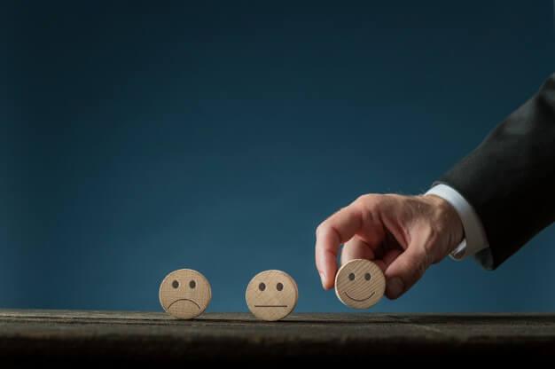 افرایش رضایت مندی مشتریان از خدمات