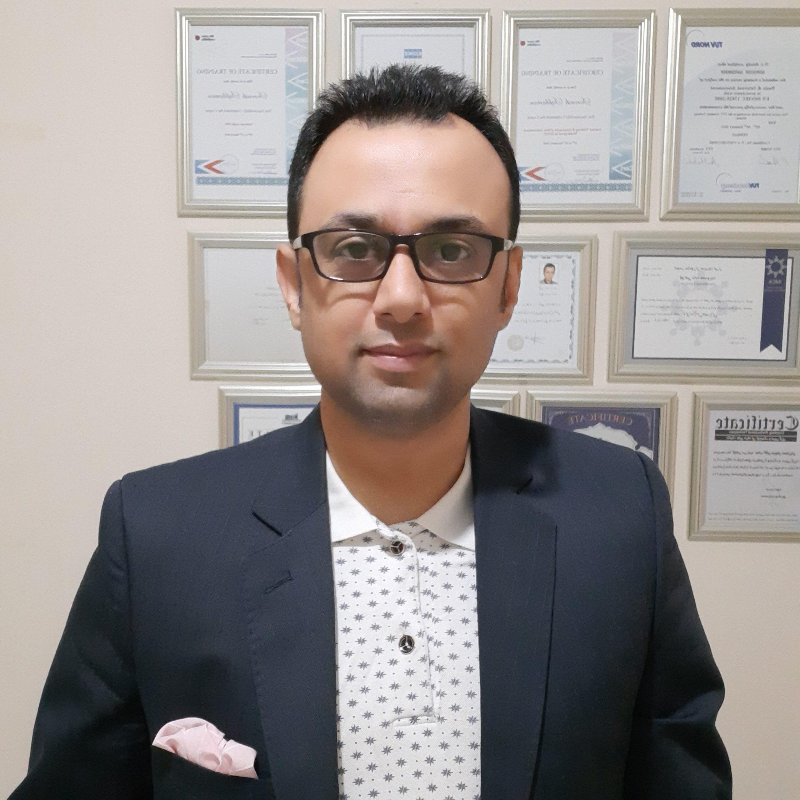 دکتر سروش صفدریان