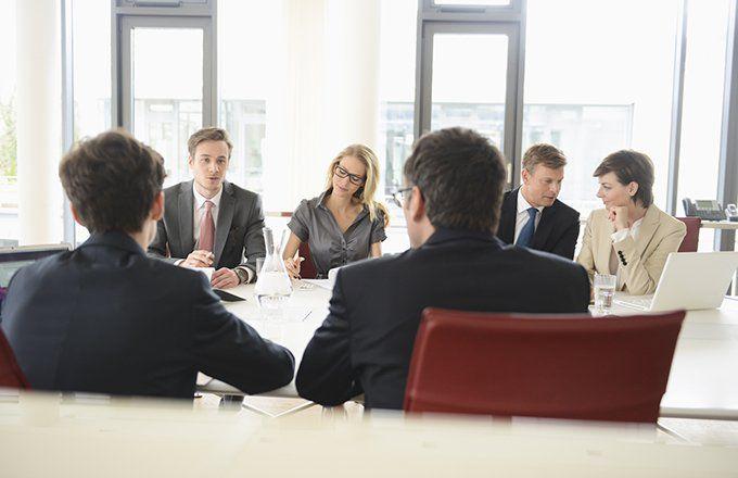 آزمون اثربخشی مدیریت سازمان