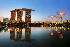 راز پیشرفت سنگاپور